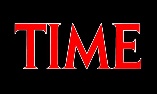 Time Magazine Logo Font Time magazine masthead logo